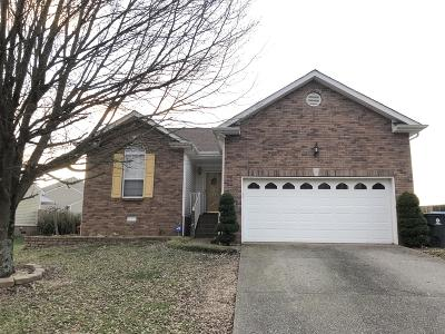 White House Single Family Home Under Contract - Not Showing: 129 Sundance Way