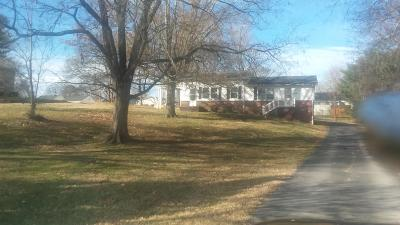 Maury County Single Family Home Under Contract - Not Showing: 2116 N Circle Drive