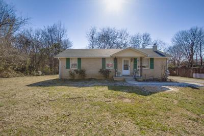 Smyrna Single Family Home Under Contract - Showing: 710 NW Buford St