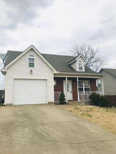 Smyrna Single Family Home Under Contract - Not Showing: 922 Sky Valley Trail