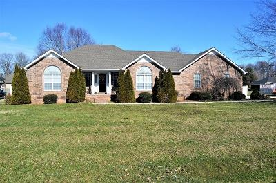 Franklin County Single Family Home For Sale: 232 Favre Cir