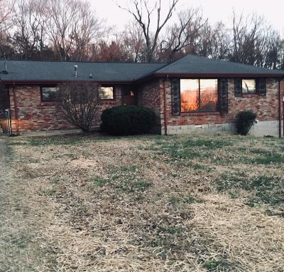 Single Family Home Under Contract - Showing: 336 Ladybird Dr