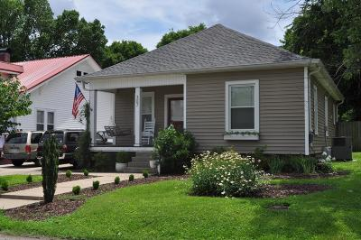 Nashville Single Family Home Under Contract - Showing: 307 Valeria St
