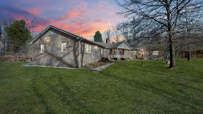 Erin Single Family Home Under Contract - Showing: 2609 Brigham Branch Rd