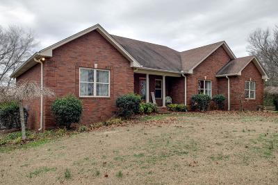 Robertson County Single Family Home Under Contract - Not Showing: 3597 Sandy Springs Rd