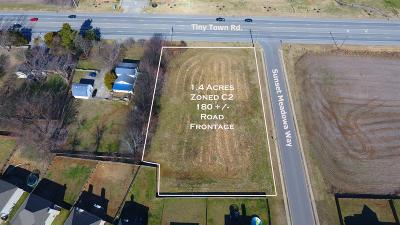 Adams, Clarksville, Springfield, Dover Commercial For Sale: 4 Tiny Town Rd