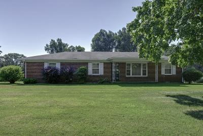 Charlotte Single Family Home For Sale: 110 Old Columbia Road