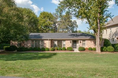 Nashville Multi Family Home Under Contract - Showing: 3914 Abbott Martin Rd