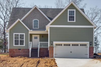 Dickson Single Family Home For Sale: 229 Stephen Street Lot 408