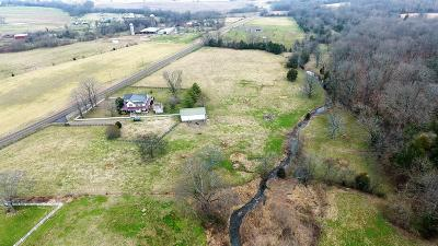 Shelbyville Single Family Home For Sale: 2125 Hwy 130 West