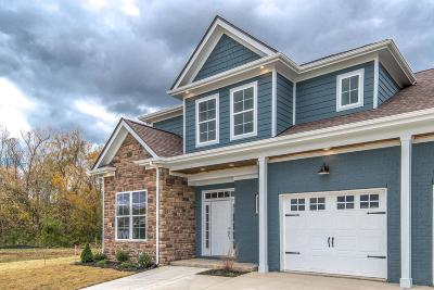 Spring Hill Single Family Home Under Contract - Not Showing: 111 Bellagio Villas Drive