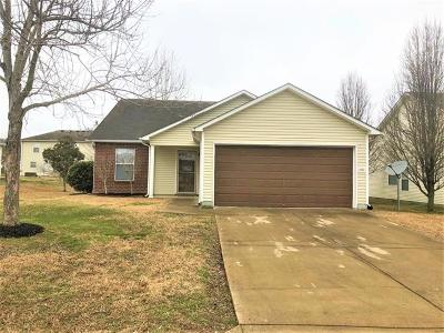 Thompsons Station  Rental Under Contract - Not Showing: 2111 Carlton Ln