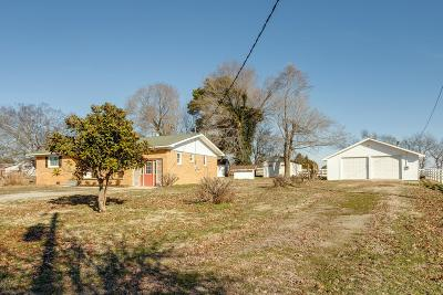 Ethridge Single Family Home Under Contract - Showing: 36 Pleasant Valley Rd