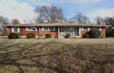 Nashville Multi Family Home For Sale: 201 Ewing Dr