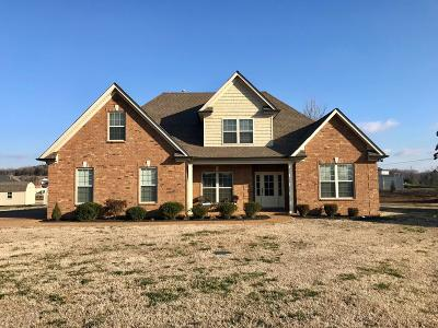 Lascassas TN Single Family Home Under Contract - Showing: $298,900