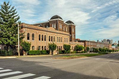 Nashville Condo/Townhouse For Sale: 1400 Rosa L Parks Blvd Apt 318