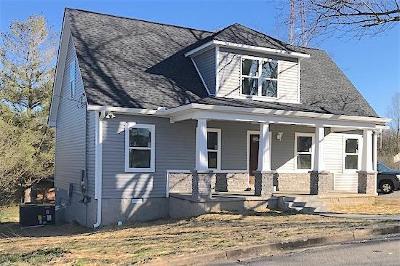 Alexandria Single Family Home For Sale: 201 S Church