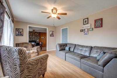 Nashville Single Family Home For Sale: 206 Theodore Road