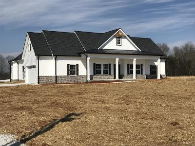 Shelbyville Single Family Home For Sale: 2739 Hwy 41a S