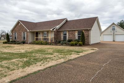 Greenbrier Single Family Home Under Contract - Not Showing: 3013 Easy Goer Ln