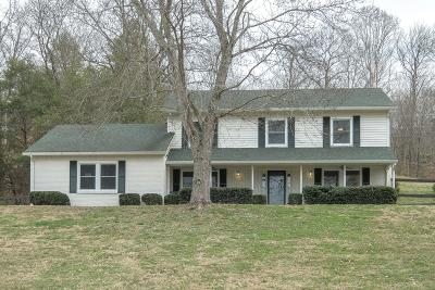 Pegram Single Family Home Under Contract - Showing: 4598 Stoney Brook Dr