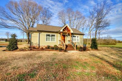 College Grove Single Family Home Under Contract - Showing: 6936 Arno Allisona Rd