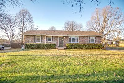 Hermitage Single Family Home Under Contract - Not Showing: 8321 Gordon Ln