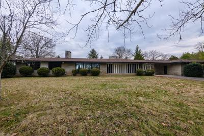 Shelbyville Single Family Home For Sale: 2219 Highway 41a South
