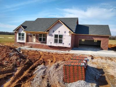 Marshall County Single Family Home Under Contract - Not Showing: 4936 Thick Rd