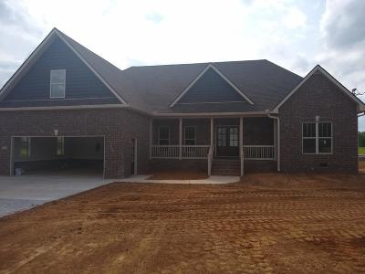 Marshall County Single Family Home For Sale: 4926 Thick Rd
