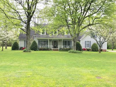 Columbia Single Family Home For Sale: 6413 Yeatman Ln