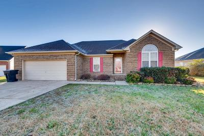 Single Family Home Under Contract - Showing: 3318 Conway Ct