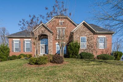 Brentwood Single Family Home Under Contract - Showing: 1562 Copperstone Dr
