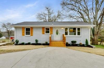 Goodlettsville Single Family Home Under Contract - Showing: 707 Elba Dr