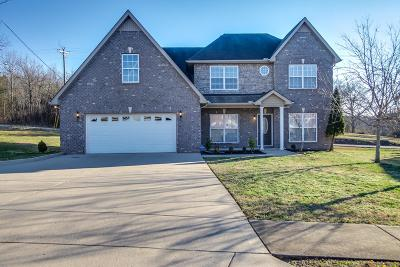 Lavergne Single Family Home Under Contract - Not Showing: 104 Washer Dr