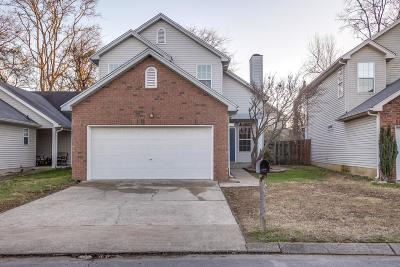Hermitage Single Family Home Under Contract - Not Showing: 918 Bexhill Ct S