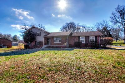 Mount Juliet Single Family Home For Sale: 1218 Weston Dr