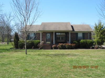 Marshall County Single Family Home Under Contract - Not Showing: 240 White Dr