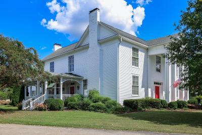 Columbia Farm For Sale: 3200 N Cross Bridges Rd