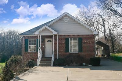Old Hickory Single Family Home For Sale: 4111 Hermitage St
