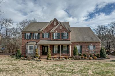 Hendersonville Single Family Home For Sale: 107 Windham Cir