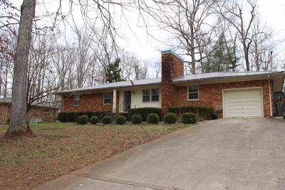 Lawrenceburg Single Family Home Under Contract - Not Showing: 306 Virginia Dr