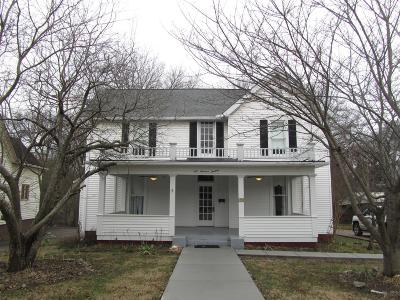 Springfield Single Family Home For Sale: 113 N N Main St