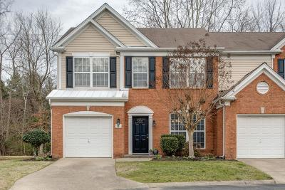 Brentwood Condo/Townhouse Under Contract - Showing: 601 Old Hickory Blvd Unit 6