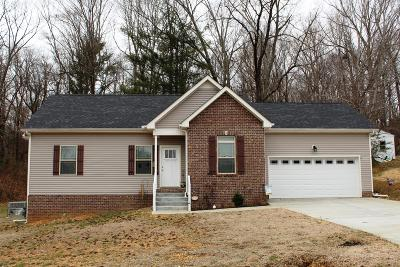 Dickson Single Family Home Under Contract - Showing: 101 Alley Cat Ln