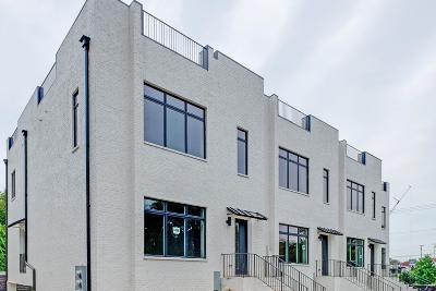 Nashville Condo/Townhouse Under Contract - Showing: 1408 Wedgewood Ave