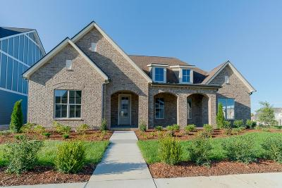 Mount Juliet Single Family Home For Sale: 4034 Planters Trail #685