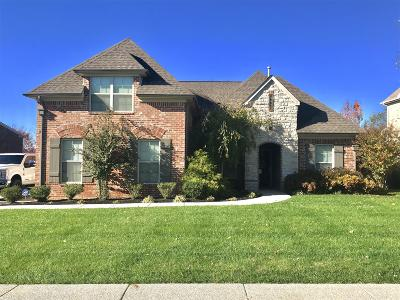 Spring Hill Single Family Home Under Contract - Not Showing: 1043 Cantwell Pl