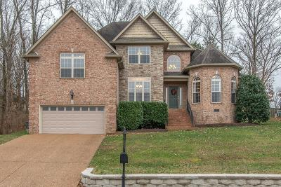 Mount Juliet Single Family Home Under Contract - Not Showing: 9104 Brooks Xing