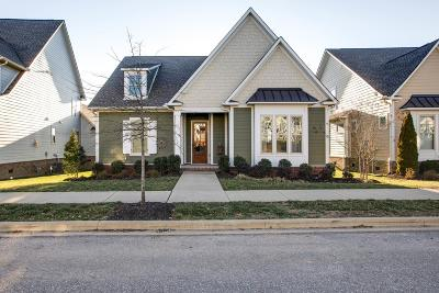 Thompsons Station Single Family Home Under Contract - Showing: 2788 Americus Dr